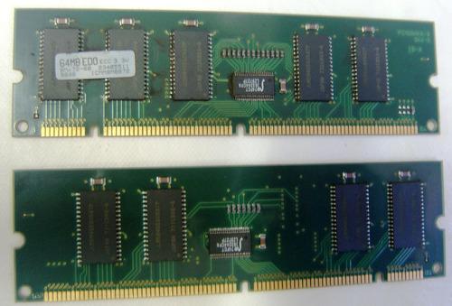 Memoria Dimm 64mb Pc133 Itaucom 9846 Ecc Edo Para Servidor