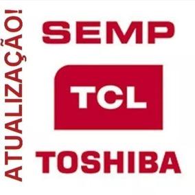 Atualização - Tv Semp Toshiba Led Le3257i (a) Firmware