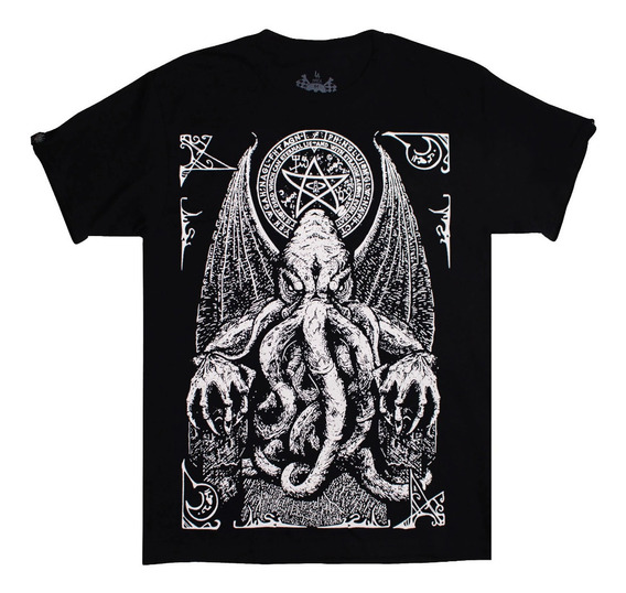 Playera * Cthulhu * King Monster