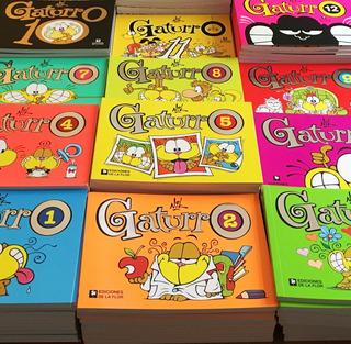 Colección Gaturro Clásicos X 7 Ejemplares Promo Oficial!