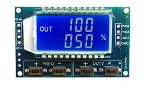 Gerador Pwm Freqüência Ajustável 1hz-150khz 3.3v-30v(cod86)