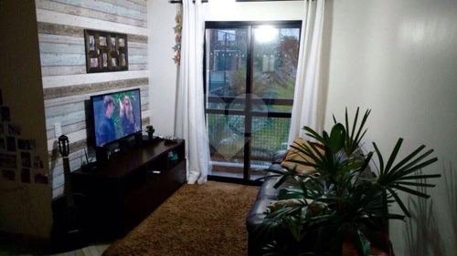 Apartamento-são Paulo-limão | Ref.: 169-im184656 - Reo184656