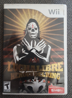 Heroes Del Ring Nintendo Wii Lucha Libre Aaa