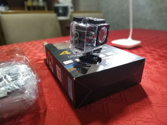 Câmera De Ação 4k