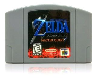 Zelda Ocarina Of Time Master Quest N64 Nintendo 64 Repro