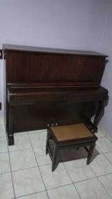 Piano Fritz Dobbert + Banqueta