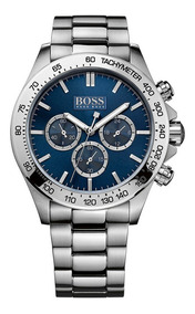 Relógio Masculino Hugo Boss Ikon 1512963 Completo