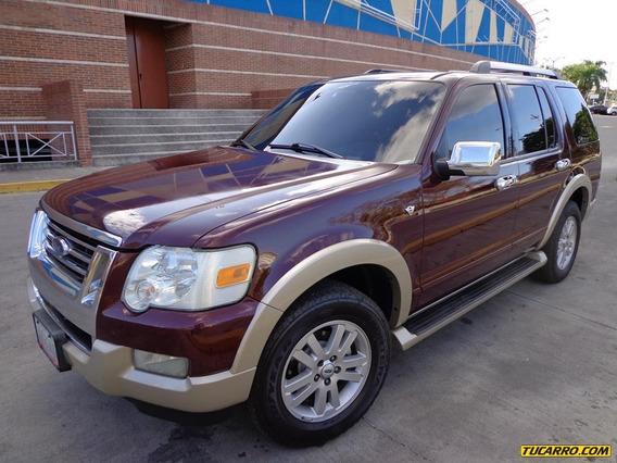 Ford Explorer Sport Wagon Automático