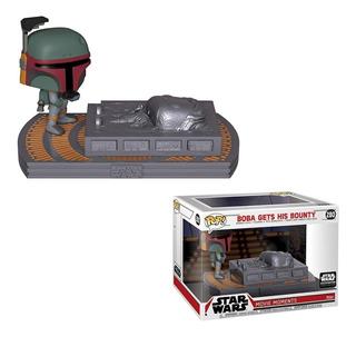 Funko Pop - Boba - R2d2 - Star Wars - Smuggler