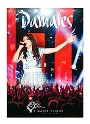 Dvd Damares - O Maior Troféu Sony