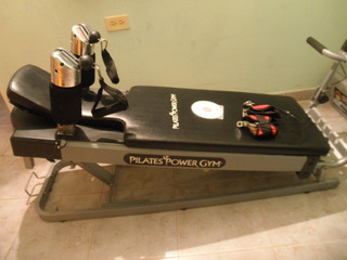 Pilates Power Gym Con Todos Sus Accesorios