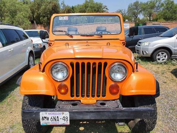 Jeep Cj 7 . 6 Cil .4 X 4