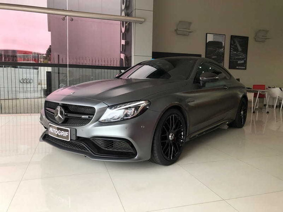 Mercedes-benz C-63 S Coupe Amg 4.0 V8 Bi-turbo Aut 2018