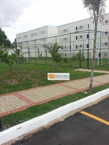 Apartamento Com 2 Dormitórios À Venda, 50 M² Por R$ 140.000 - Éden - Sorocaba/sp - Ap1167