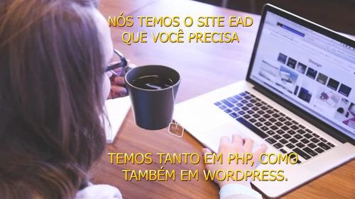 Site Ead 2020 Com  Gerador De  Certificado Automático.
