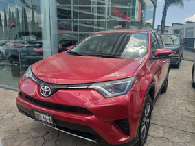 Toyota Rav4 2.5 Xle Plus 4wd At 2017