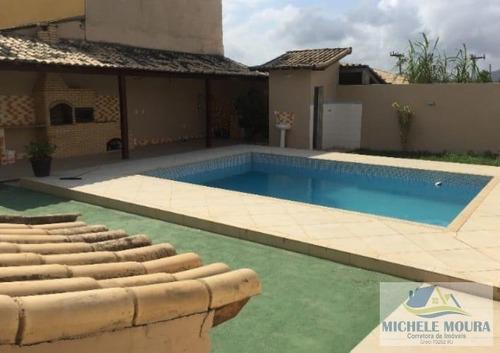 Imagem 1 de 15 de Casa 4 Dormitórios Ou + Para Venda Em Iguaba Grande, Centro, 3 Dormitórios, 1 Suíte, 1 Banheiro, 4 Vagas - 32_2-226651