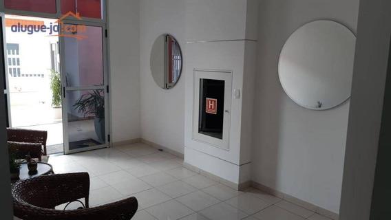 Apartamento Com 1 Dormitório Para Alugar, 48 M² Por R$ 1.000/mês - Vila Adyana - São José Dos Campos/sp - Ap7581