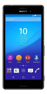 Sony Xperia M4 Aqua Dual SIM 16 GB Preto 2 GB RAM