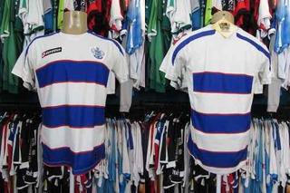 Queens Park Rangers 2010 Camisa Titular Tamanho G.