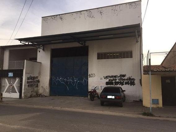 Gp1705-aluga Galpão Jurema Caucaia, 550m², Pé Direito 6m²