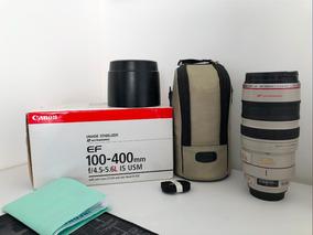 Lente Canon Ef 100-400mm F/4.5-5.6l Is Usm