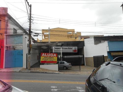 Prédio Comercial Para Venda E Locação, Limão, São Paulo. - Pr0007