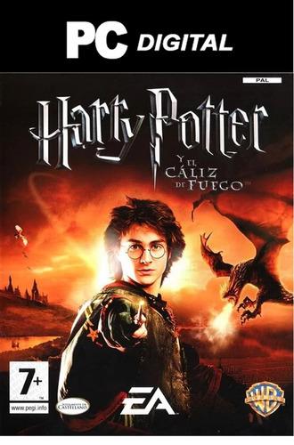 Harry Potter 4 El Cáliz De Fuego Pc Español / Digital