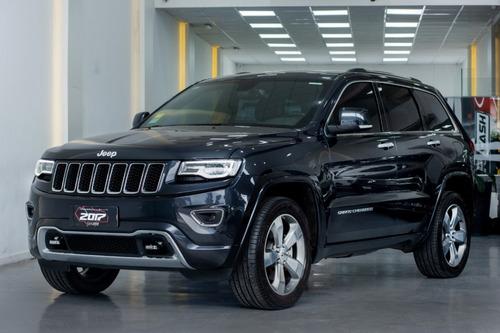 Jeep Grand Cherokee 3.6 Overland 286hp At 2017 Car Cash