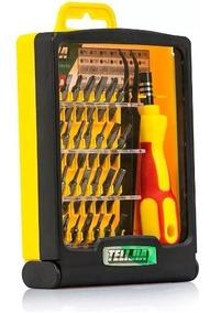 Kit De Chave 32 Pcs Para Celular Smartphone Laptop Telijia