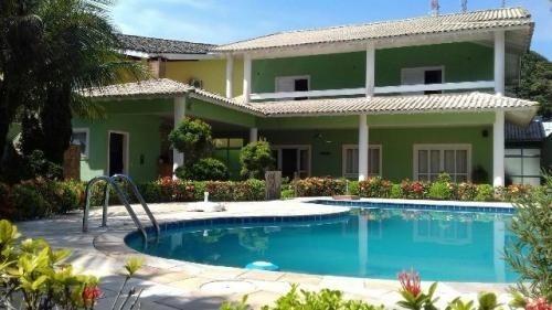 Belíssima Casa De Alto Padrão, Localizada Na Praia Do Sonho