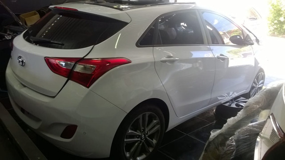 Sucata De Hyundai I30 2016 Para Retirada De Peças