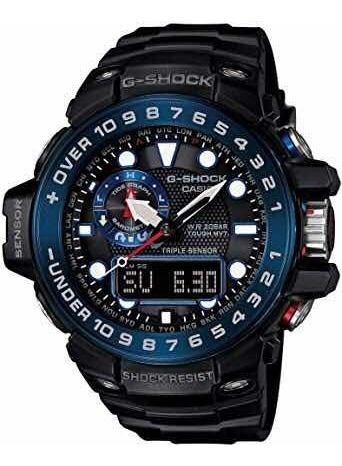 Relógio Casio G-shock Master Of G - Gwn-1000b-1bjf