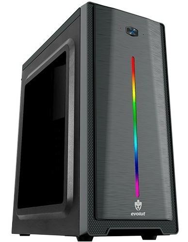 Imagem 1 de 4 de Computador Option I5-10400f 8gb Ddr4 480gb Ssd Vga 2gb 128bi