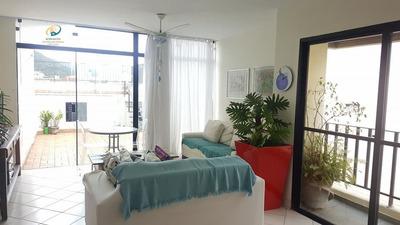 Apartamento Para Alugar No Bairro Enseada Em Guarujá - Sp. - 364-2