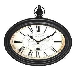 Relojdeparedovalado - La Aldea