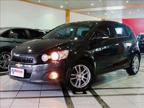 Chevrolet Sonic 1.6 Ltz 16v Flex Automático