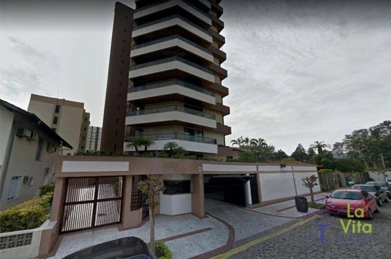 Apartamento Para Venda E Alugar Locação, Ponta Aguda, Blumenau. Edifício Cannes. - Ap0309