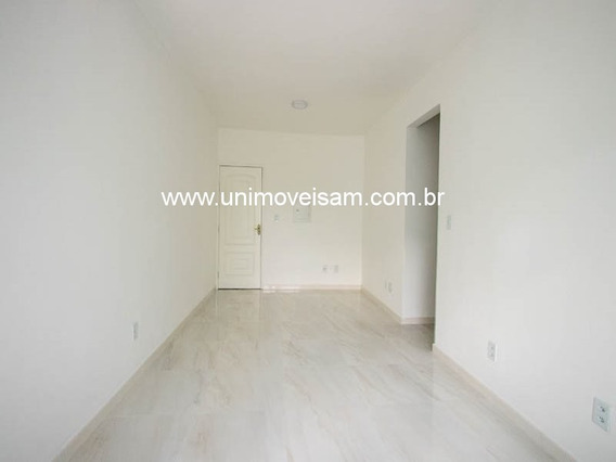 Apartamento Condominio Sol Morarreformado Bairro Aleixo 70m² 180mil Sol Morar - Sol Morar - 33612530