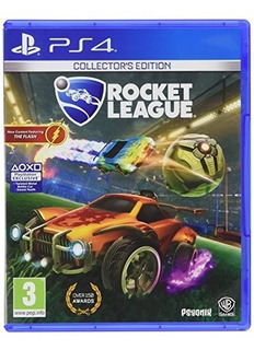 Rocket League Collectors Edition (ps4)