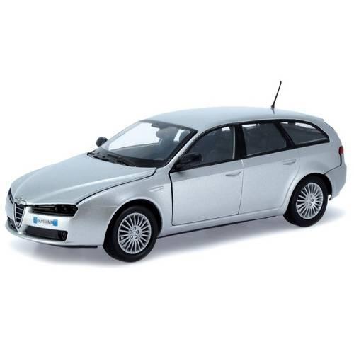 Miniatura Alfa Romeo 159sw Escala 1/24 Original Colecionador