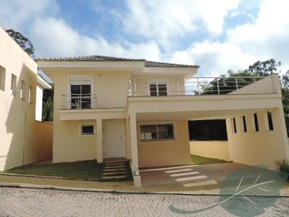 Casa Residencial À Venda, Granja Viana, Quintas Do Leomil, Carapicuíba - Ca0221. - Ca0221