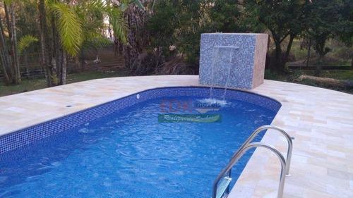 Imagem 1 de 13 de Chácara À Venda, 5000 M² Por R$ 500.000,00 - Sítios De Recreio Mantiqueira - Caçapava/sp - Ch0080