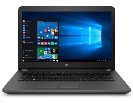 Notebook Hp 246 G6 I3-6006u 4gb 500gb 14 Windows 10sl