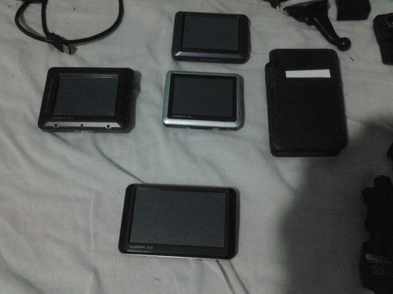 4 Gps Garmin Nuvi Para Repuesto Y Accesorios Varios
