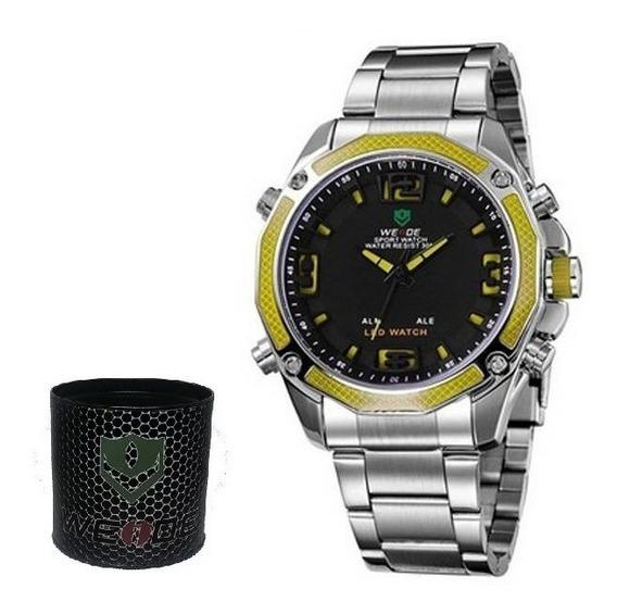 Relógio Masculino Barato Original Com Garantia Dj0047