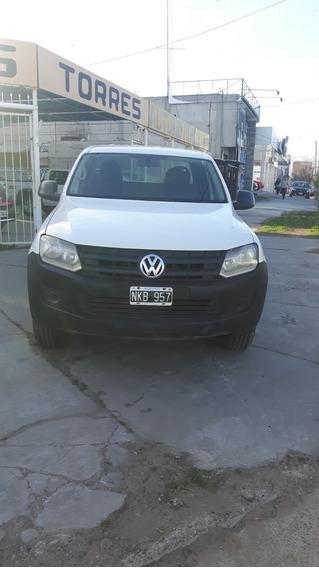 Volkswagen Amarok 2.0 Cd Tdi 140cv 4x2 Startline 2013