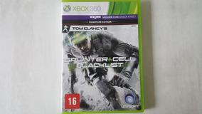 Tom Clancys Splinter Cell Blacklist - Xbox 360 - Original