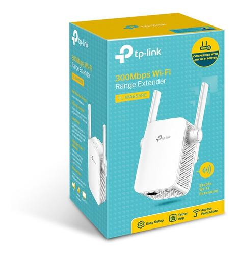 Repetidor Wifi Doble Antena Tl-wa 855re, Santiago Centro