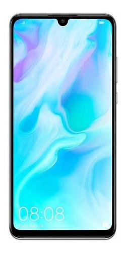 Huawei P30 Lite Dual SIM 128 GB pearl white 6 GB RAM